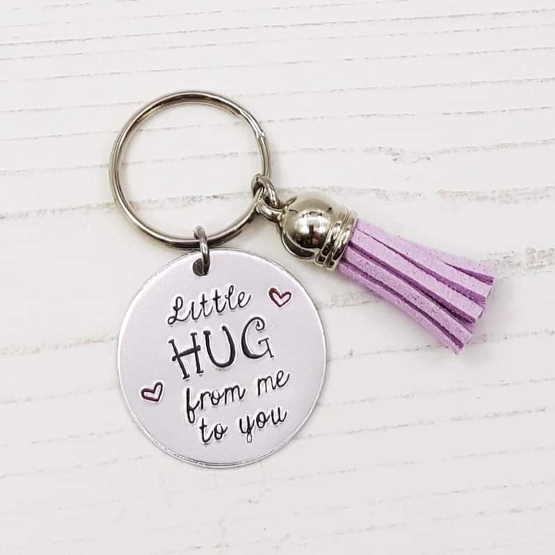 Stamped With Love - Mini Motivation - A Little Hug