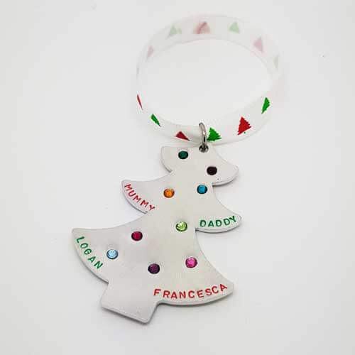 Stamped With Love - Mini Christmas Tree Decoration