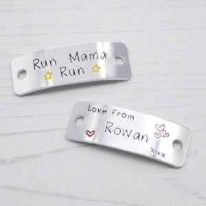 Stamped With Love - Run Mama Run Trainer Tags