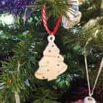 Stamped With Love - Family Christmas Tree Decoration