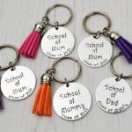 Stamped With Love - School of Mum 2021 Keyring