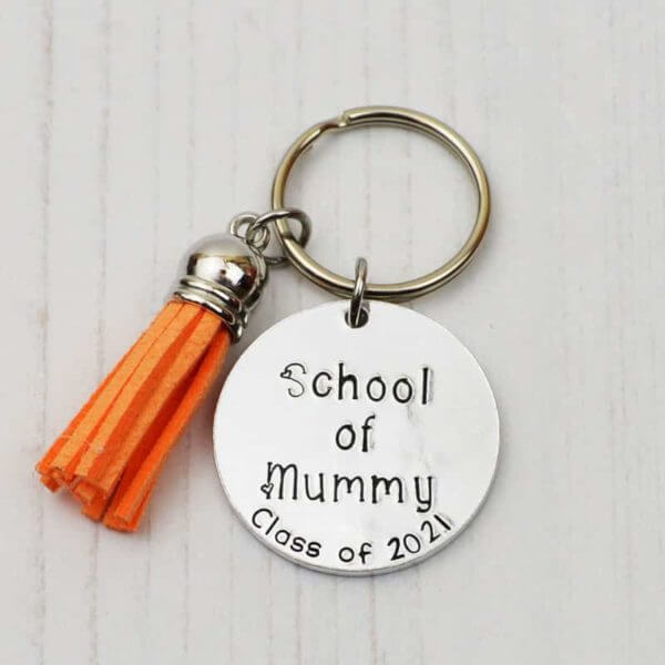 Stamped With Love - School of Mummy 2021 Keyring