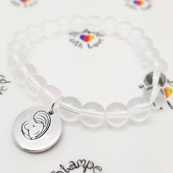 Stamped With Love - Breastfeeding Bracelet