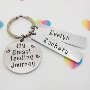 Stamped With Love - Breastfeeding Journey Kerying