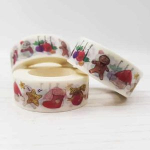 Stamped With Love - Christmas Washi Tape