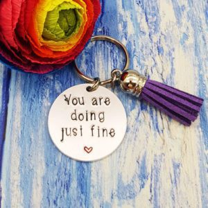 Stamped With Love - Mini Motivation - You Are Doing Just Fine
