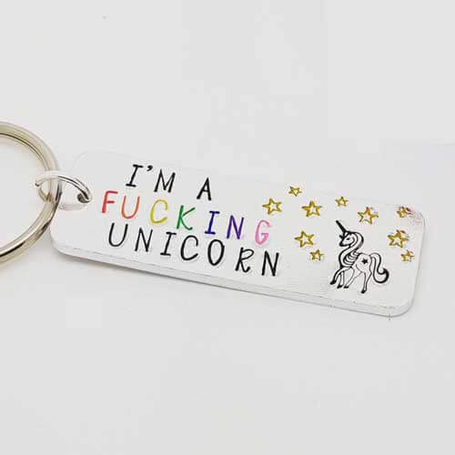 Stamped With Love - I'm a Fucking Unicorn