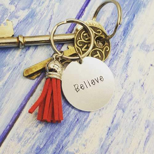 Stamped With Love - Mini Motivation - Believe