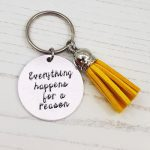 Stamped With Love - Mini Motivation - Everything Happens for a Reason