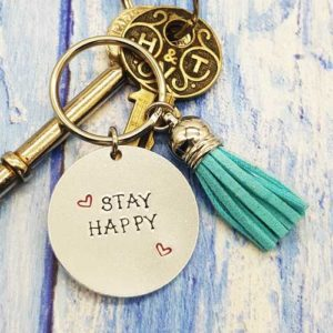 Stamped With Love - Mini Motivation - Stay Happy