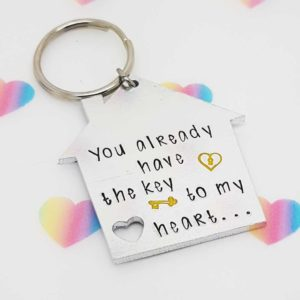 Stamped With Love - Already have the Key to my Heart