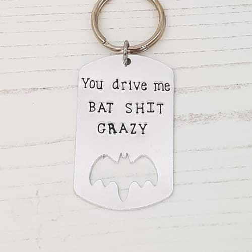 Stamped With Love - You Drive Me Bat Shit Crazy