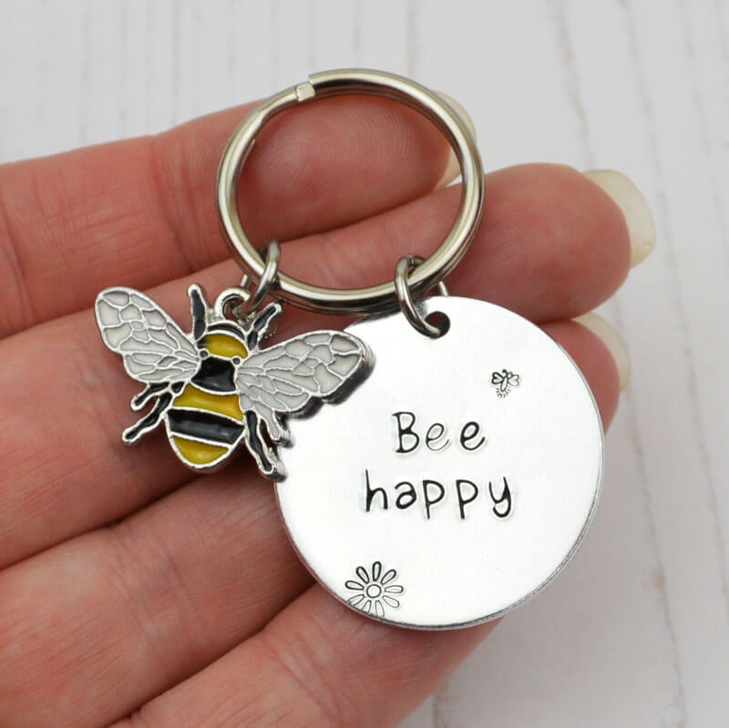 Stamped With Love - Mini Motivation - Bee Happy