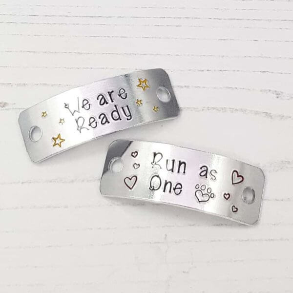 Stamped With Love - Run as One Trainer Tags