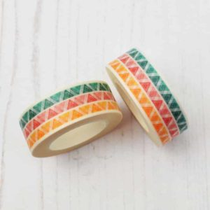 Stamped With Love - Triangle Geo Washi Tape