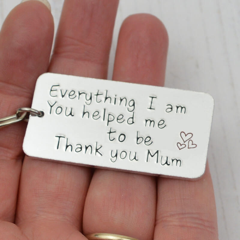 Stamped With Love - Everything I Am Keyring