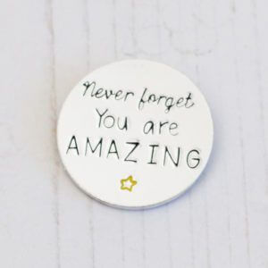 Stamped With Love - You are Amazing Token